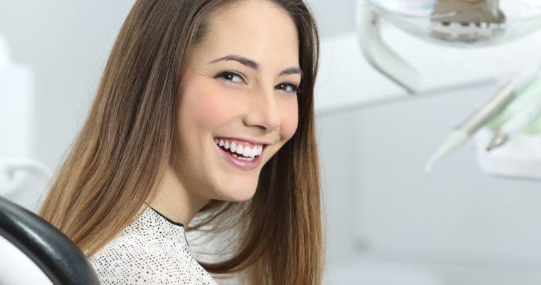患者の笑顔