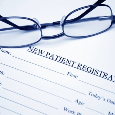 新規患者の偏重
